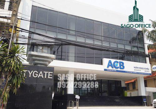 Toà nhà City Gate cho thuê văn phòng quận 2