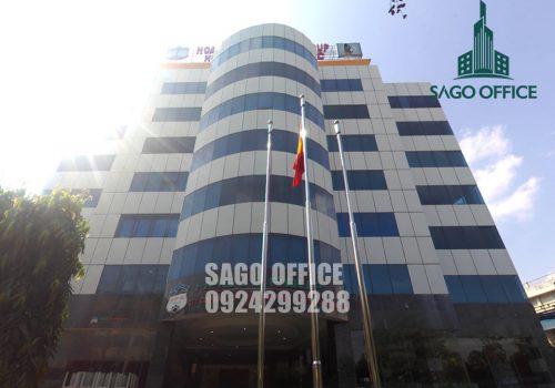 Tòa nhà Hoàng Anh Safomec Building cho thuê Quận 10