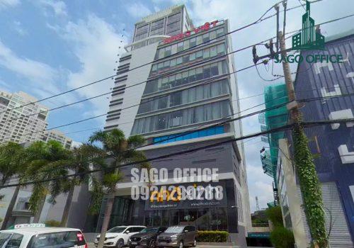 Tòa nhà The Galleria Metro 6 cho thuê văn phòng Quận 2