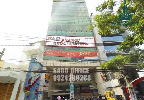 Văn phòng cho thuê tại tòa nhà Vietin Bank Building