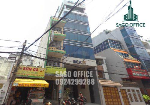 Văn phòng cho thuê tại tòa nhà MRM Building
