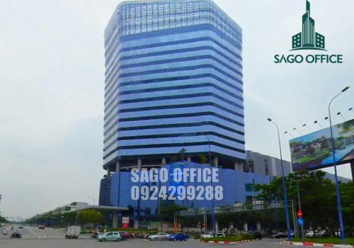 Văn phòng cho thuê tại tòa nhà Đại Quang Minh Tower