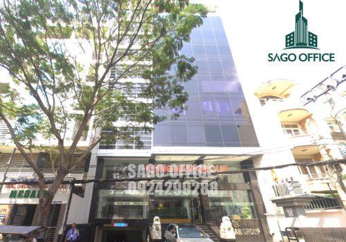 Văn phòng cho thuê tại tòa nhà Trung Nam Building