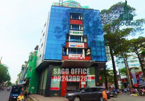 Văn phòng cho thuê tại tòa nhà RES 10 Building