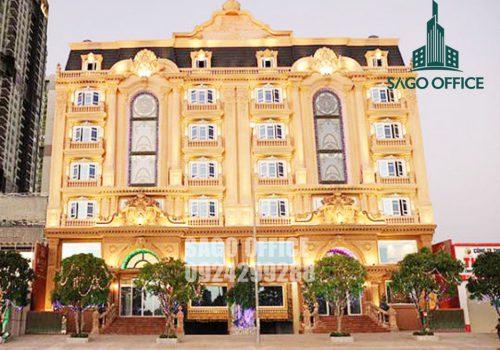 Dưới đây là một vài hình ảnh và mô tả về tòa nhà văn phòng cho thuê đường Trương Văn Bang