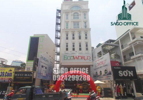Cho thuê cả tòa nhà văn phòng đường Hoàng Văn Thụ, Phường 8, Quận Phú Nhuận, TPHCM