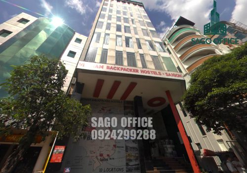 a nhà khách sạn đường Lê Lai