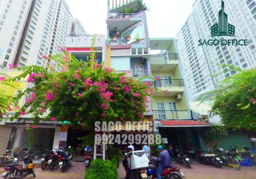 Tòa nhà Nam Việt Building cho thuê văn phòng quận 4