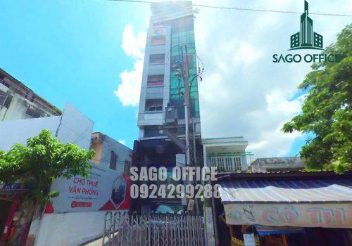 Toà nhà Thanh Long Building cho thuê văn phòng quận Bình Thạnh