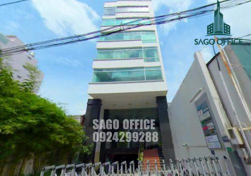 Tòa nhà PVC Building cho thuê văn phòng Quận Bình Thạnh