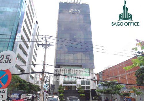 Tòa nhà Melody Tower 2 cho thuê văn phòng Quận Bình Thạnh