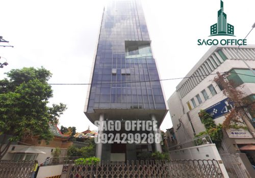 Tòa nhà Thảo Điền Building thuê văn phòng ở Bình Thạnh